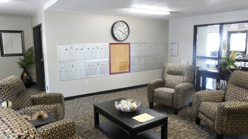Arrowhead Apartments in Brookings, SD - Community Room
