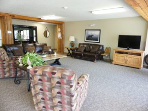 Sunchase Apartments in Brookings, SD - Community Room