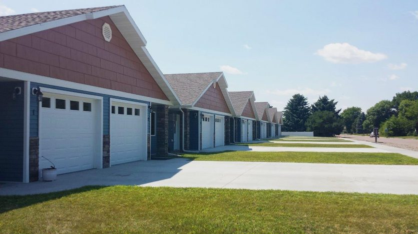 Copperleaf Townhomes in Mitchell, SD