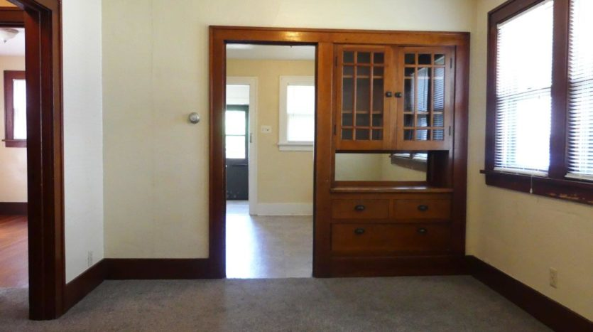 1211 4th Street in Brookings, SD - Beautiful Built-ins