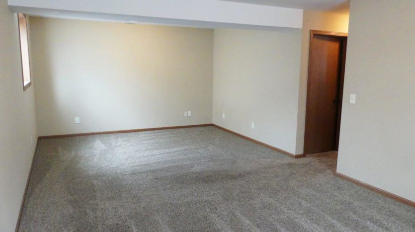 114 Brody Ave in Volga, SD - Downstairs Living Area