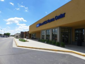 Eastside Commons in Brookings, SD - Plasma Center Exterior