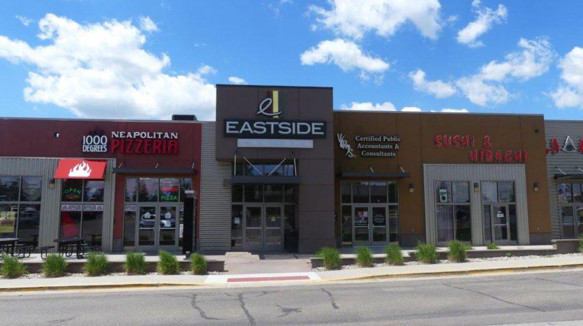 Eastside Commons in Brookings, SD - Exterior