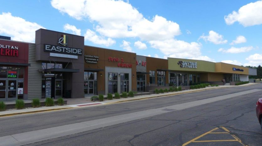 Eastside Commons in Brookings, SD - North Exterior