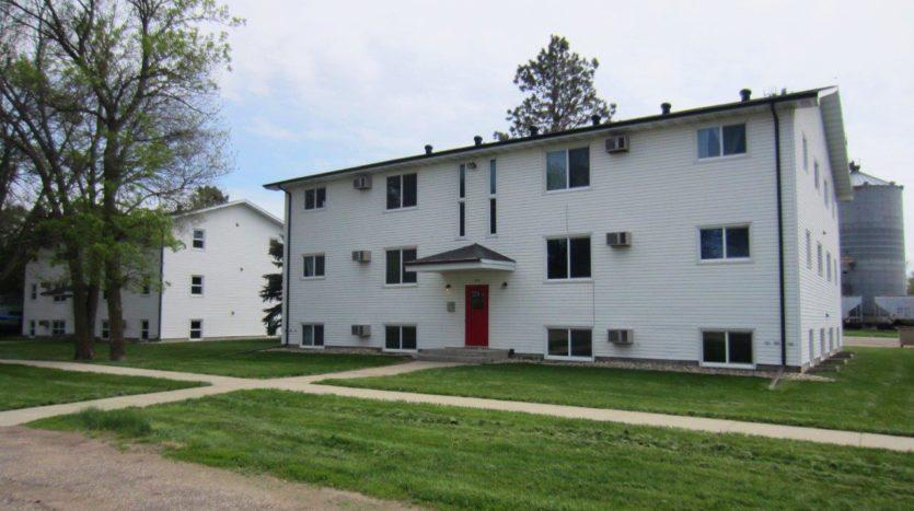 Dakota Village Apartments in Aurora, SD - Exterior