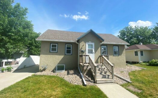 1309 5th Street in Brookings, SD - Exterior