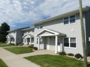 Pheasant Valley Courtyard Townhomes in Milbank, SD - Exterior