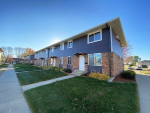 Colony West Townhomes in Watertown, SD - Exterior 2