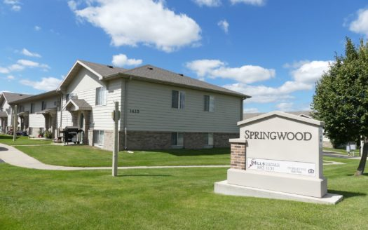 Springwood Townhomes in Watertown, SD - Exterior