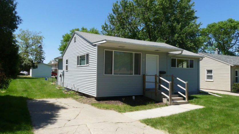 721 14th Avenue in Brookings, SD - Driveway and Exterior