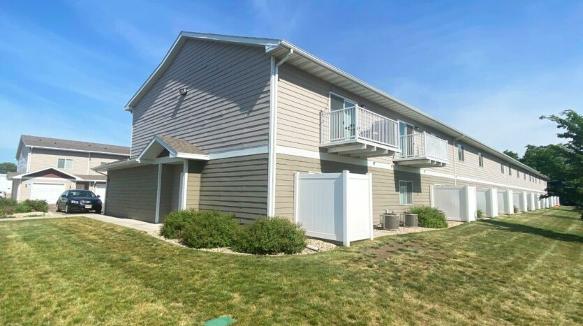 Lake Area Townhomes in Madison, SD - Exterior3