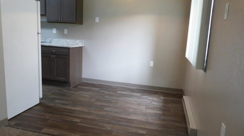 Clairview Apartments in Brookings, SD - 2 Bedroom Updated Apartment Dining Room