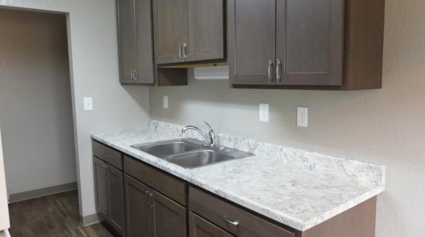 Clairview Apartments in Brookings, SD - 2 Bedroom Updated Apartment Kitchen2