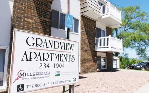 Grandview Apartments in Chamberlain, SD -