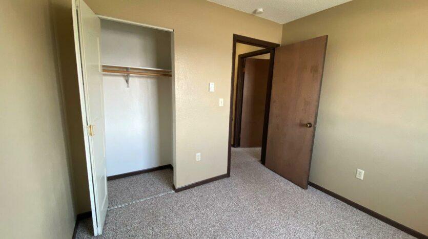 Volga Manor Apartments in Volga, SD - Unit 10 Secondary Bedroom