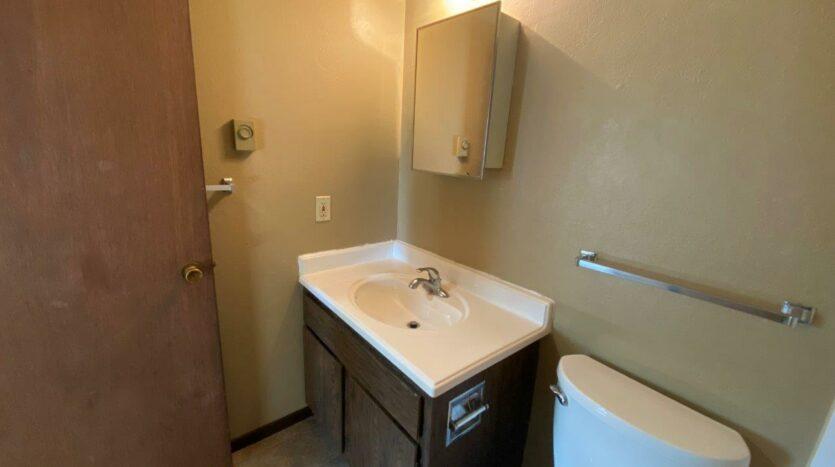 Volga Manor Apartments in Volga, SD - Unit 106 Bathroom