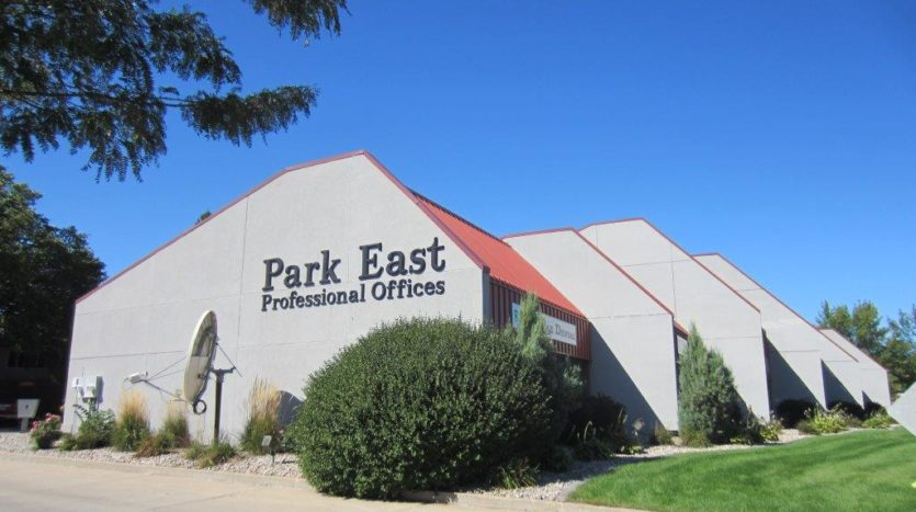 Park East Professional Offices in Brookings, SD - Sign