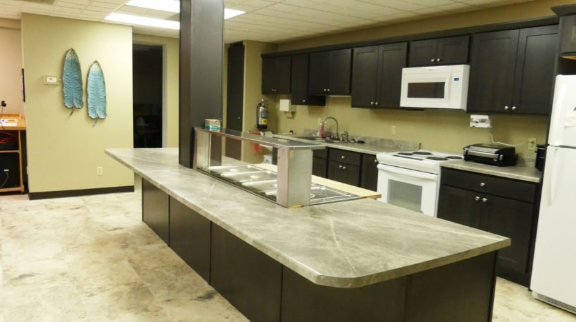 Sunchase Apartments in Brookings, SD - Community Kitchen