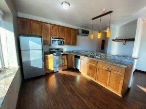 Downtown Lofts in Brookings, SD - 2 Bed Apartment Kitchen