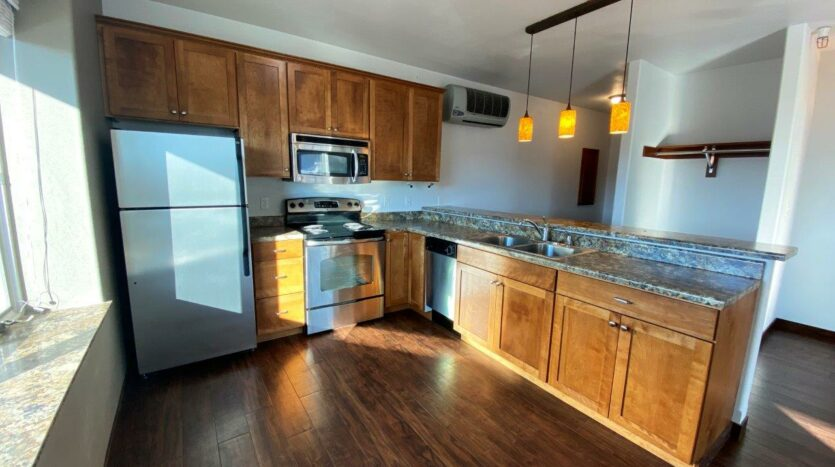 Downtown Lofts in Brookings, SD - Kitchen
