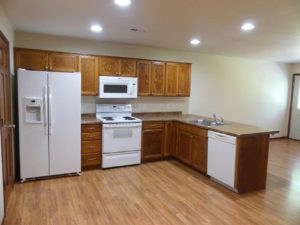 Ideal Twinhomes in Brookings, SD - Kitchen Floor Plan A