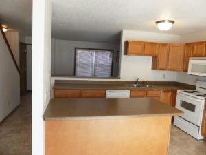 Pheasant Valley Courtyard Townhomes in Milbank, SD - Kitchen