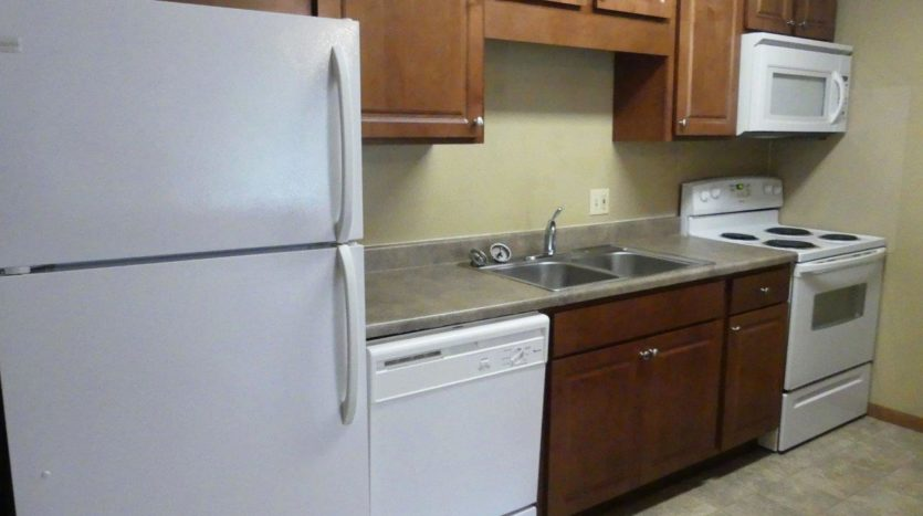 Sandpiper Townhomes in Brookings, SD - Kitchen 2