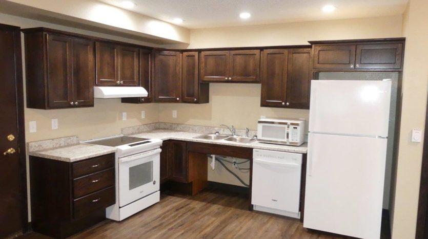 Lakota Village Townhomes in Brookings, SD - Kitchen (1 Bedroom Unit)