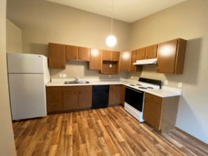 Springwood Townhomes in Watertown, SD - Kitchen3