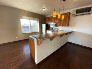 Downtown Lofts in Brookings, SD - 2 Bed Apartment Kitchen2
