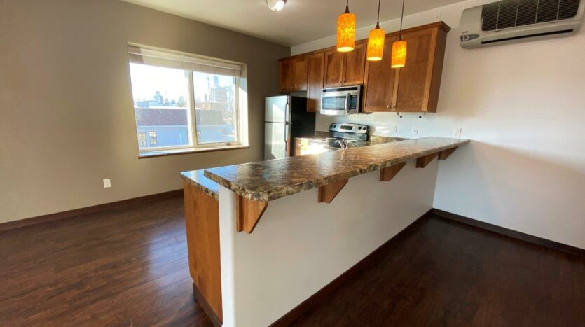 Downtown Lofts in Brookings, SD - Kitchen 3
