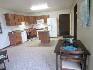 Arrowhead Apartments in Brookings, SD - Kitchen