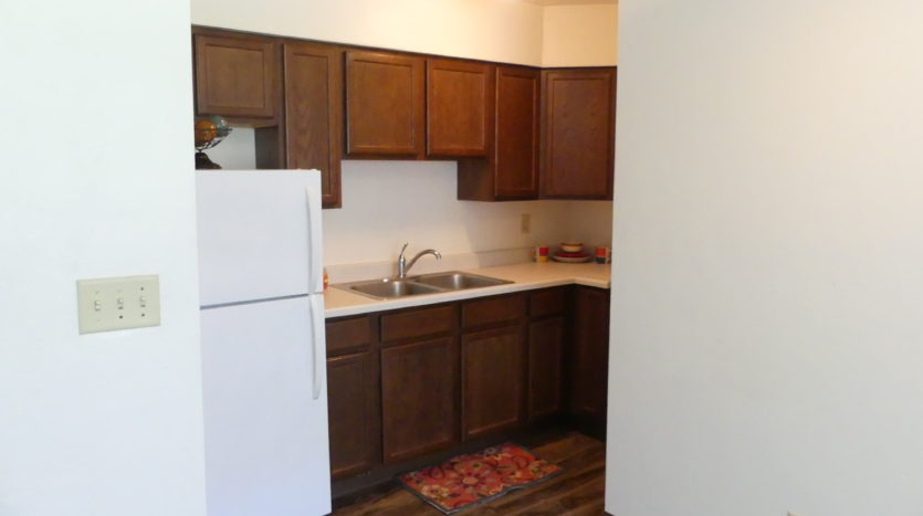 Lakeview Terrace Apartments in Chamberlain, SD - Kitchen