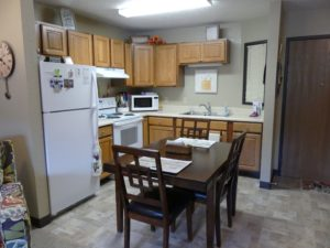 Sunchase Apartments in Brookings, SD - Kitchen