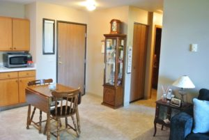 Lincoln Apartments I and II in Pierre, SD -