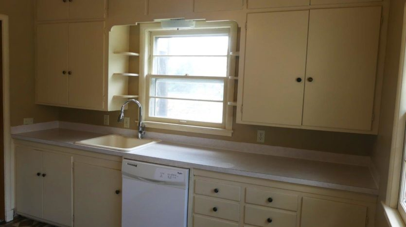803 6th Street in Brookings, SD - Kitchen Sink and Dishwasher