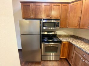 Downtown Lofts in Brookings, SD - 4 Bed Apartment Kitchen3