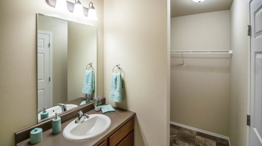 Lake Area Townhomes in Madison, SD - Master Closet