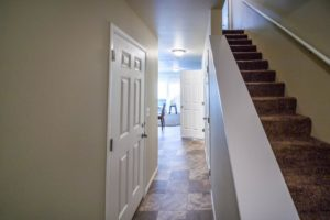 Lake Area Townhomes in Madison, SD - Stairway