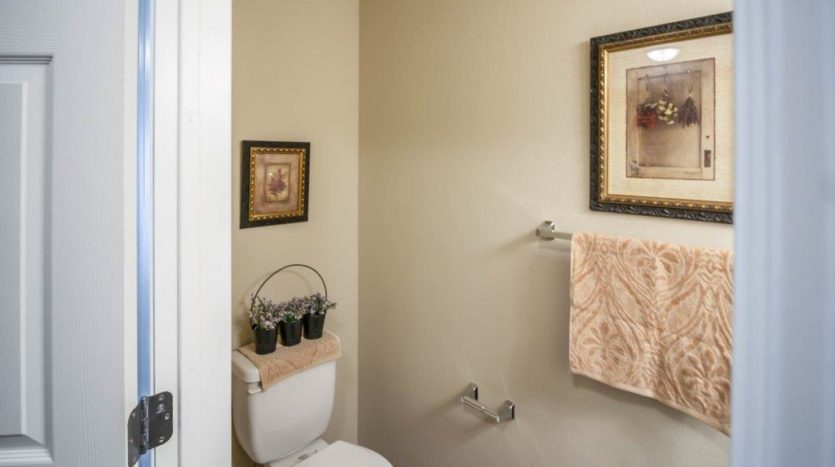 Lake Area Townhomes in Madison, SD - Main Level Bath