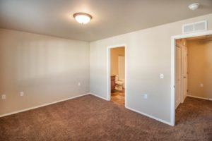 Lake Area Townhomes in Madison, SD - Bedroom