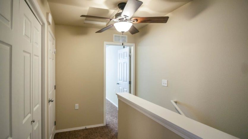 Lake Area Townhomes in Madison, SD - Upstairs Landing