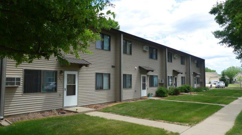 Lakota Village Townhomes in Brookings, SD - Building Exterior