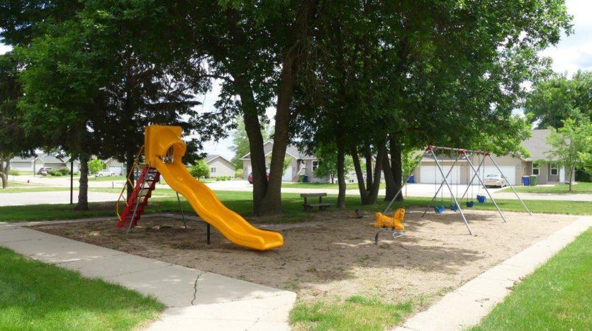 Lakota Village Townhomes in Brookings, SD - Playground