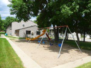Lakota Village Townhomes in Brookings, SD - Playground 2