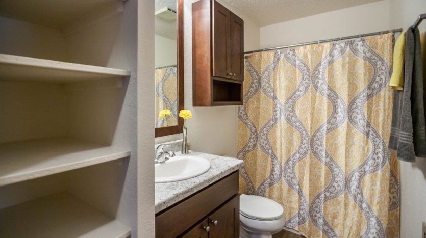 Lakota Village Townhomes in Brookings, SD - Bathroom