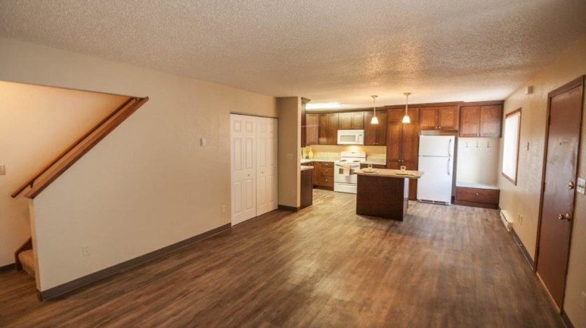 Lakota Village Townhomes in Brookings, SD - Dining Room/Kitchen