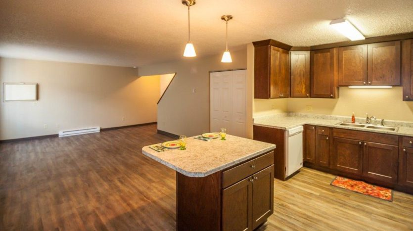 Lakota Village Townhomes in Brookings, SD - Kitchen