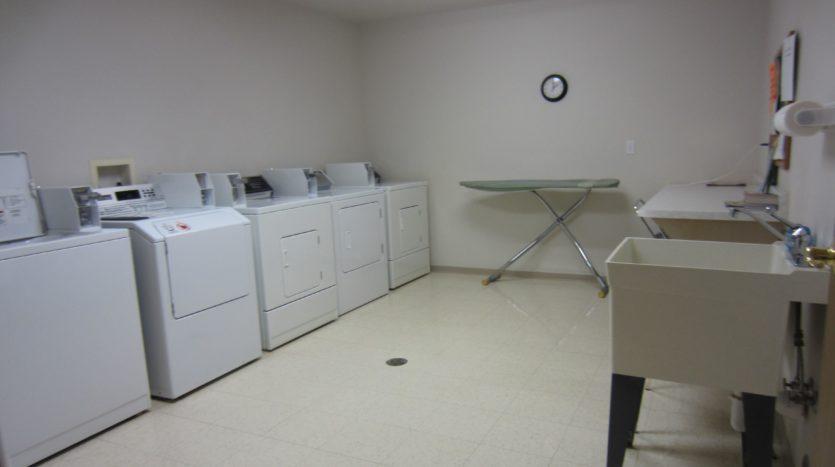 Sunrise Apartments in Yankton, SD - Onsite Laundry