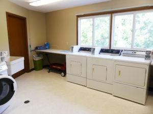 Friendship Village Senior Apartments in Dell Rapids, SD - Laundry Room